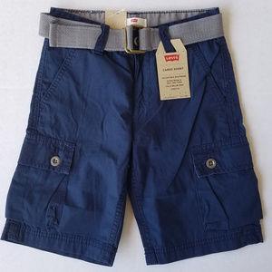 Levi'S Blue Shorts Size 6